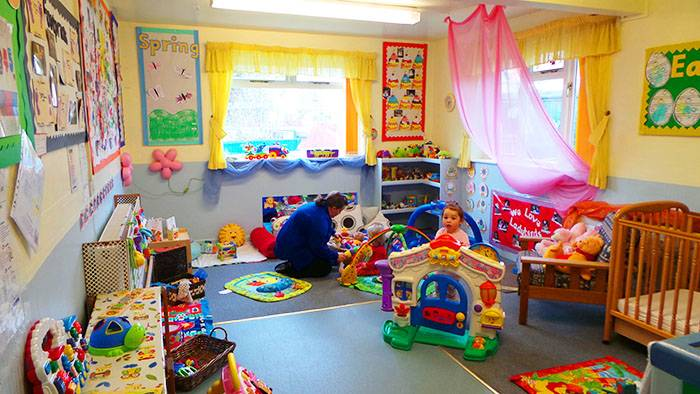 Southport Nursery Ladybird Room, Ages 3-5  years old